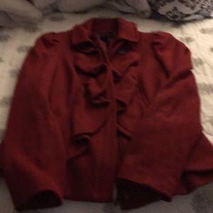 International Concepts Jacket/coat size small